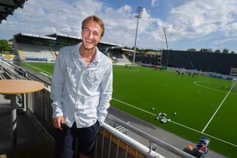 HBK: Tor Øyvind Hovda vender tilbake til Hønefoss.