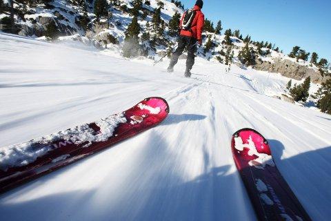 Nye fjellvettregler ble presentert mandag.