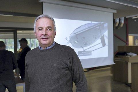 Ola Tronrud og Tronrud Engineering har kjøpt konkursboet etter Nor-Reg og satser på videre drift.