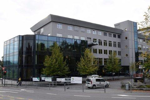 SAMFUNNSHUSET: Ringerike kommune og Ringerike kultureiendom stiftelsen kjøper seg inn i lokalene. Dermed kan kultursenteret utvides.