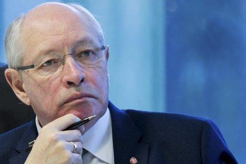Stortingsrepresentant Martin Kolberg (Ap) er ikke enig med dem som mener Arbeiderpartiet er utydelige når det gjelder Ringeriksbanen.