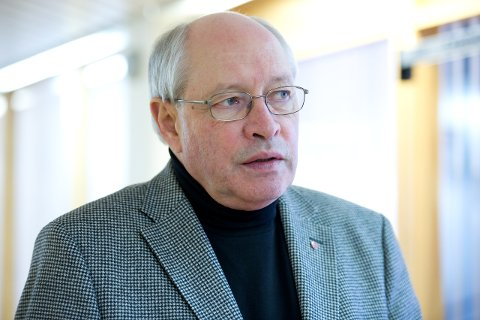– Skjønner ikke: Stortingsrepresentant Martin Kolberg (Ap) reagerer på uttalelser fra styrelederen i Viken skog.