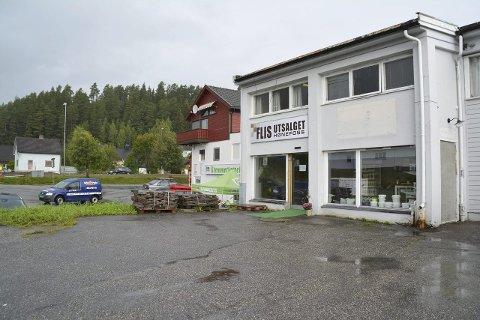 17. august åpnet Flisutsalget i Hønefoss.