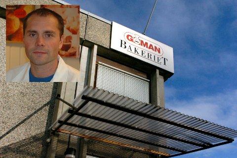 Bakeriet har ikke fått noen pålegg, opplyser driftsleder Tor Brede Rognlid.