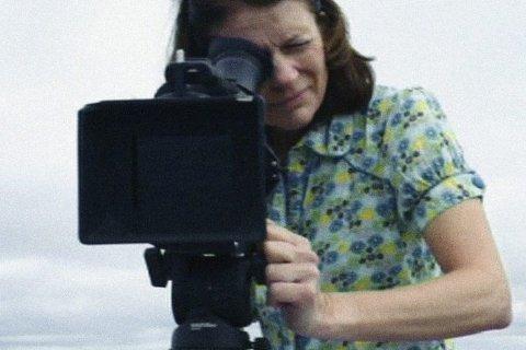 Aslaug Holm har filmet sine egne sønner. Foto fra filmen. Foto: Privat