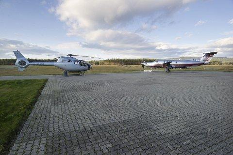Flygetreningsbasen åpner på Eggemoen 9. januar 2017, skriver Luftfartsskolen på sin nettside.