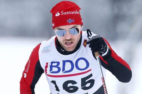 Tord Asle Gjerdalen havnet på 27.plass i Vasaloppet.