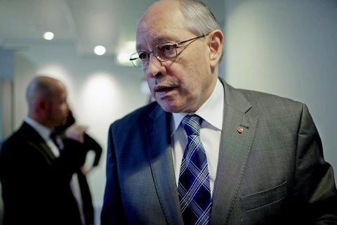 Martin Kolberg (Ap). Arkivfoto: NTB Scanpix