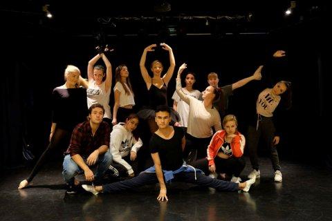 Danselinja på Ringerike folkehøgskole er populær.