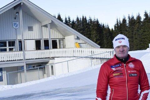 Tore Gullen, leder i JIF Ski, håper politikerne vil gi de penger til nytt skianlegg allerede i 2017.
