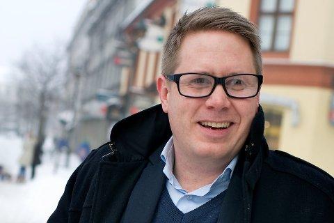 Leder for Ringerike utvikling, Jørgen Moe, mener det er vanskelig å måle næringsvennligheten i en kommune.
