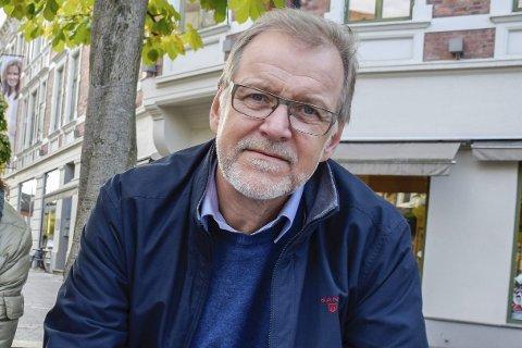 Jan Erik Gjerdbakken i Ringerike næringsforening.