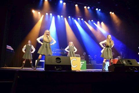 """Hole kulturskoles musikallinje: """"Matilda""""."""