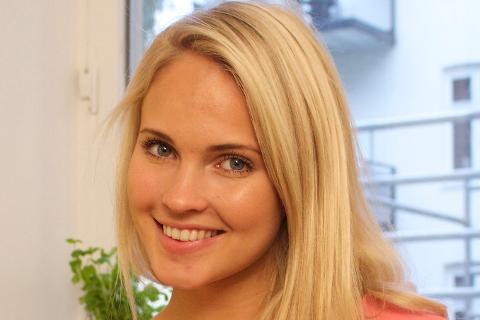 EN AV FAVORITTENE: Emilie Nereng fra Hønefoss har bakgrunn fra dans. Det kan sende henne langt opp på resultatlistene i dansekonkurransen på TV2.