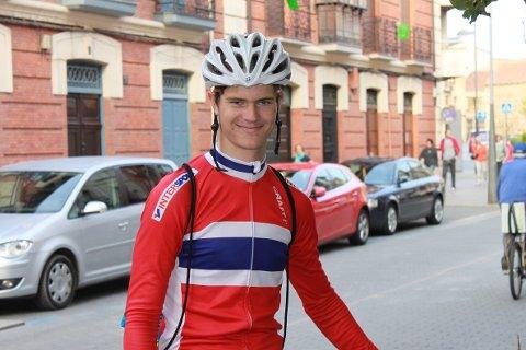 Syver Wærsted fra Team Ringeriks Kraft er tatt ut på U23-landslaget.