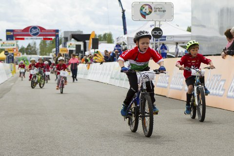 Tour of Norway for kids.
