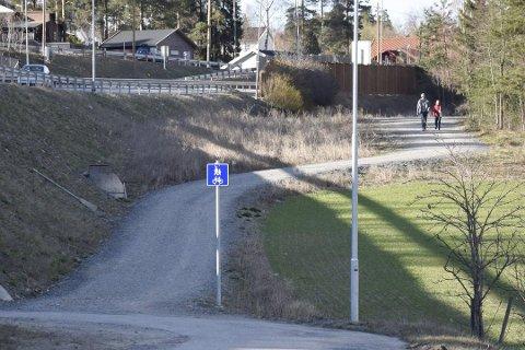 Hole kommune fastholder kravet om asfalt og lys.