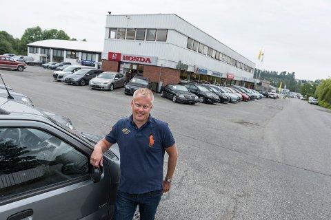 Daglig leder i Bilgården AS er Morten Pettersen som også er daglig leder i Tronrud Holding AS.