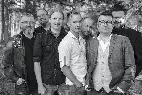 Drolsum Stasjon er ute med nytt album.