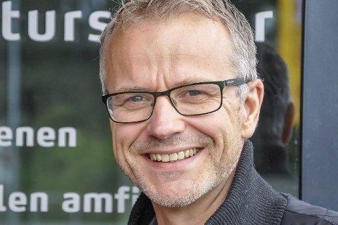 Nye utfordringer: Øystein Olsen Vadsten er Ringerike Janitsjars nye dirigent. Foto: Privat