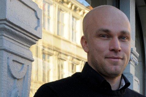 MEGLER: Lars Balstad Karlsen, Eiendomsmegler 1.