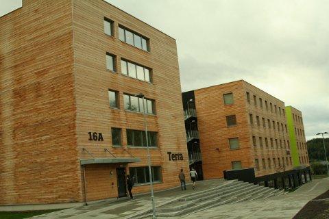 219 studenter står nå på venteliste for bolig på Campus Ringerike, men her er alle utleid.