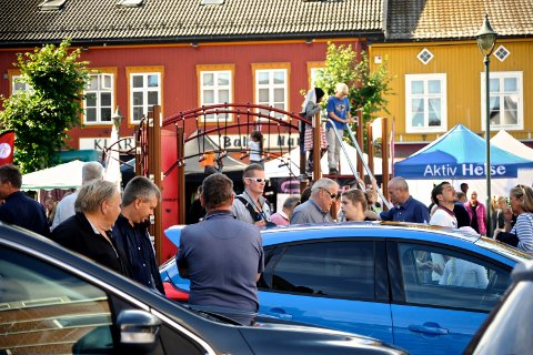 LIV OG RØRE? - Jeg tror de som har makt og myndighet i Ringerike fokuserer litt for mye på sentrum, sier Terje Olsvik.