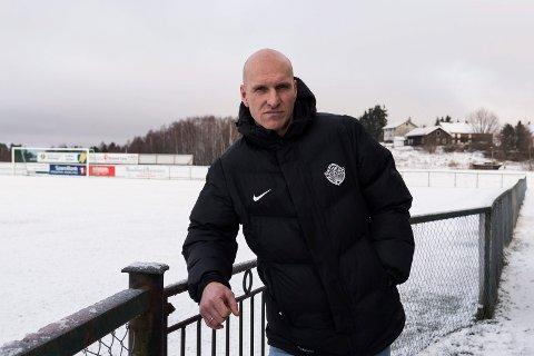 2017: Erik Hagen trente A-laget til JIF i 2017, men resultatene ble ikke som klubben håpet. Nå er han tilbake i JIF som juniortrener.