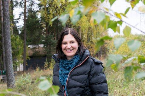 Utfordrer: Sonja Bordewich, prosjektleder i Innovasjonsløft, utfordrer lokalt næringsliv.