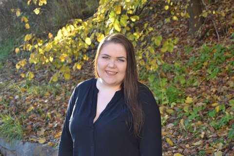 Ann Helen Nygård er 19 år, og lar seg ikke stoppe av andres meninger om hva hun bør kle seg i eller mene.