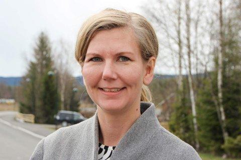 Fornøyd: Marianne Marthinsen sier hun er «utrolig glad» for å få andreønsket om komiteplassering oppfylt.