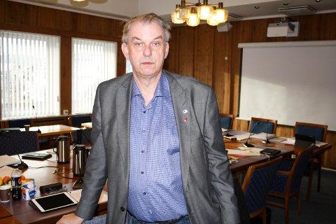 Runar Johansen (H), og de andre flertallspolitikerne ønsker fortsatt å kutte i støtten til Ringerike utvikling og regionalt plankontor.