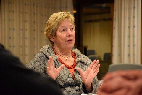 NY TITTEL: Rådmann May-Britt Nordlis etterfølger kan få en ny ledertittel.