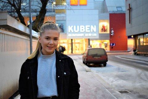 I gang med julegavehandel: Eline Mosskull har funnet ti gode tips til årets julegavehandel.