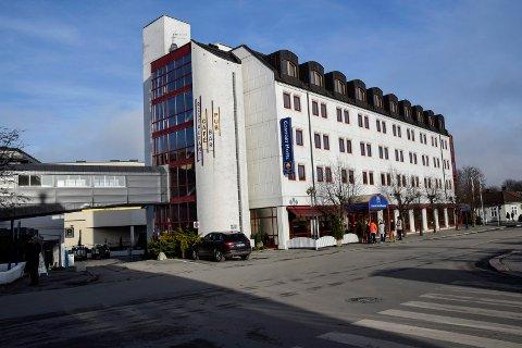 Hotell Ringerike går fra Comfort-kjeden til Scandic-kjeden.