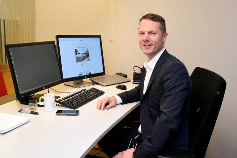 Prisvekst:  I Hole, Jevnaker og Ringerike stiger prisen på boliger fortsatt, opplyser Thomas Rustad, daglig leder i Eiendomsmegleren Ringerike Hadeland AS.