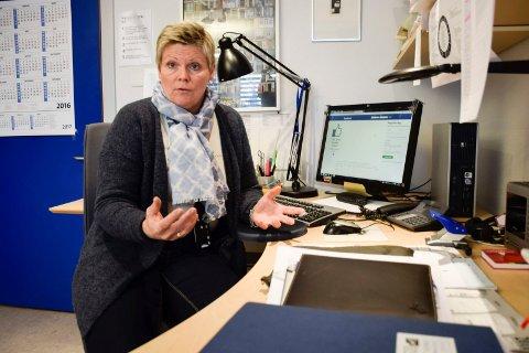 MYE Å TA TAK I: Styreleder Cecilie Øyen lover damelaget svar om  få dager.