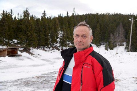 GIR SEG: Løypebas Rolf Storbråten sa opp sin stilling i Skiforeningen i sommer.