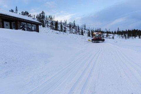 Det er fine skiforhold på Vikerfjell, men også flere andre steder i distriktet tilbys det gode løyper.