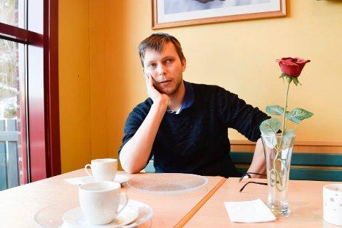 KAN MYE: - Vi kan utrolig mye, sier Morten Mack Berger om seg selv og studievennene som ennå ikke har fått jobb.