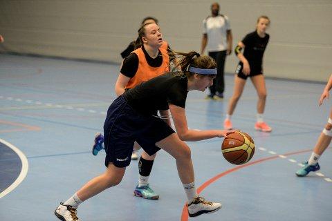 Maria Erlandsen, Veienmarka ungdomsskole, vant skolecupen for både jenter og gutter.