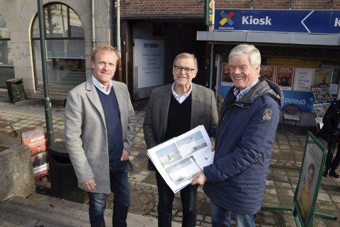 - Det er jammen på tide, mener en leser om planene for et bytoalett på Søndre torg.