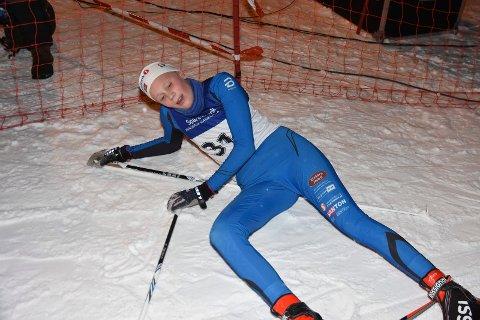 Tirill Fagerås fra Haugsbygd ga alt!