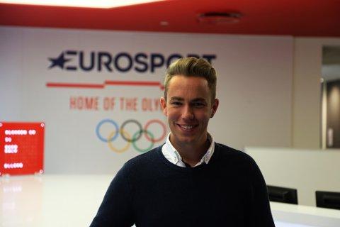 Eirik Fure går fra NRK-sporten til Monday Production, der han blant annet skal dekke Eliteserien i fotball.