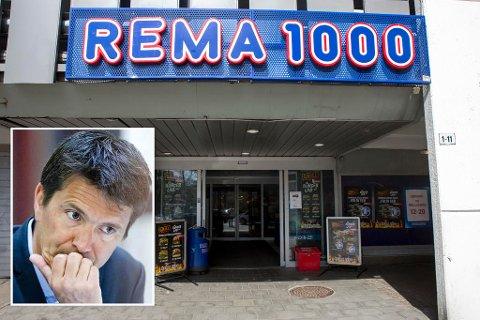 Ifølge kommunikasjonsbyrået Apelands årlige omdømmeundersøkelse har Remas omdømme falt med 7,3 poeng siden i fjor. Her Rema-sjef Ole Robert Reitan.