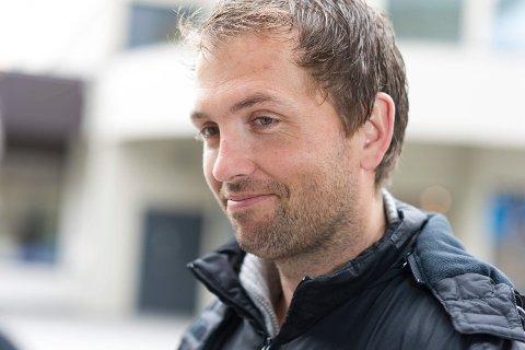 SUKSESSTRENER: Lars Holm har fått to EM-gull fra elevene sine etter det bitre spurt-nederlaget i NM på Røyse sist søndag.