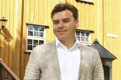 Thomas Klevjer.