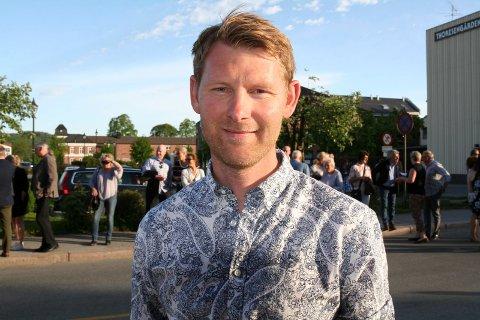 SJEF: Gabriel Rasch fra Hole får nå en av de største oppgavene man kan ha som sportssjef i sykkelverden.