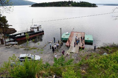 Utøyakaia: Naboene ønsker ikke noe minnesmerke i område rundt Utstranda.