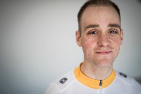 Audun Brekke Fløtten leder Norgescupen på sykkel klart etter etapperittet Tour de Hallingdal.